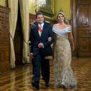 Angelica Rivera and Enrique Peña Nieto