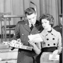 Elvis Presley and Nancy Sinatra