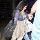 Selena Gomez at LAX Airport (May 26)