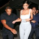 Kylie Jenner – Leaves Craig's Restaurant in West Hollywood