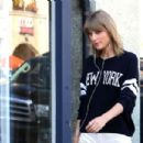 Taylor Swift Out In Studio City
