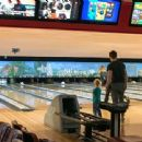 Kate Mara and Jamie Bell have a bowling date in Los Angeles - 454 x 340