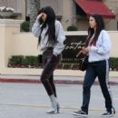 Kylie Jenner Spotted out in Beverly Hills CA February 1, 2017 - 454 x 449