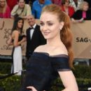 Sophie Turner- January 30, 2016- 22nd Annual Screen Actors Guild Awards - Arrivals