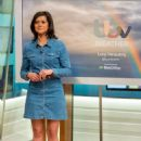 Lucy Verasamy – Good Morning Britain TV Show in London - 454 x 647