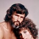 Barbra Streisand and Kristofferson in A Star is Born (1976) - 240 x 320