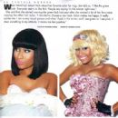 Nicki Minaj Today's Black Woman Magazine Pictorial September 2010