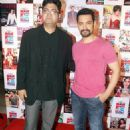 Aamir Khan At Stardust Magazine 40 Years Completion Party
