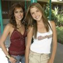 Gabrielle Christian and Mandy Musgrave