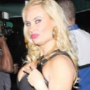 Nicole Coco Austin Night Out At Madeo In West Hollywood