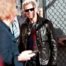 Billy Idol Heads To Jimmy  Kimmel