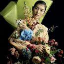 Wen Liu - Vogue Magazine Pictorial [China] (March 2018) - 454 x 583