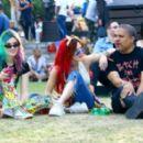 Bella and Dani Thorne – 2018 Coachella Weekend 2 in Indio - 454 x 264