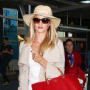 Rosie Huntington-Whiteley Arrives in Sydney
