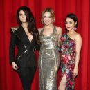 Selena Gomez, Ashley Benson and Vanessa Hudgens attend the 'Spring Breakers' Germany premiere at CineStar on February 19, 2013 in Berlin, Germany - 373 x 594