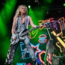 Rick Savage - During Def Leppard's performance at the Tons of Rock Festival in Oslo, Norway on June 29th, 2019