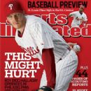 Roy Halladay - Sports Illustrated Magazine Cover [United States] (1 April 2010)