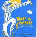 Half a Sixpence Original 1965 Broadway Musical Starring Tommy Steele - 225 x 353