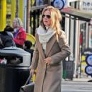Geri Halliwell – Out and about in London