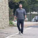 Ben Affleck is seen out and about on December 11, 2016 - 454 x 363