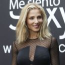 Elsa Pataky Presented As The Singer Of Womens Secret Videoclip In Madrid