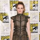 Danielle Panabaker – The Flash Movie Panel at Comic-Con 2017 - 454 x 687