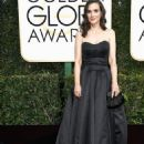 Winona Ryder at The 74th Golden Globes Awards - arrivals - 454 x 608
