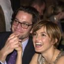 Mariska Hargitay and Peter Hermann - 274 x 392