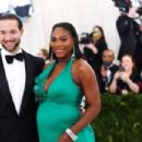 Pictures of Serena Williams and Alexis Ohanian - 454 x 303