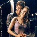 Joshua Jackson and Meredith Monroe