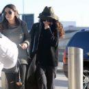 Selena Gomez Spotted At Jfk Airport In Ny