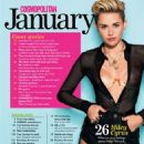 Miley Cyrus - Cosmopolitan Magazine Pictorial [South Africa] (January 2014)