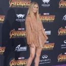 Gwyneth Paltrow – 'Avengers: Infinity War' Premiere in Los Angeles - 454 x 599