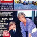 Prince William & Princess Diana
