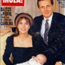 Princess Caroline of Monaco and Stefano Casiraghi - 454 x 622