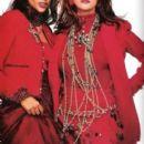 Brenda Schad & Angie Everhart