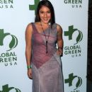 Q'Orianka Kilcher - Global Green USA's 7 Annual Pre-Oscar Party At Avalon On March 3, 2010 In Hollywood, California
