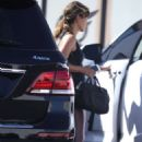 Halle Berry – Leaving the gym in Los Angeles