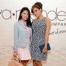 Eva Mendes Nyc 2014 Collection Lunch In La