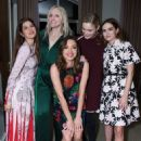Bella Heathcote – Valentino and Instyle Cocktail Party in Los Angeles October 23, 2017 - 454 x 636