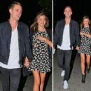 Evan Spiegel and Miranda Kerr - 454 x 421