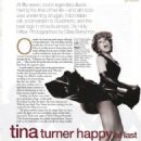 Tina Turner - Elle Magazine Pictorial [United States] (August 1996) - 454 x 608