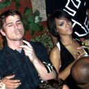 Rihanna and Josh Hartnett