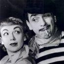 Edie Adams and Ernie Kovacs - 167 x 200