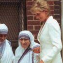 Mother Theresa & Princess Diana