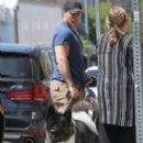 Henry Caviill- April 27, 2018- With Kal in LA