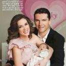 Martín Fuentes, Jacqueline Bracamontes and Jacky- Hola! Mexico Magazine May 2013