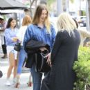 Whitney Port has lunch at La Scala in Beverly Hills - 454 x 681