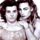 Marilyn and Gavin Rossdale