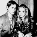 Sondra Locke and Gordon Anderson - 408 x 443